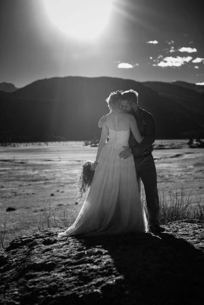 RockyMountain National Park Elopement | Contact Sweetie Photo, Lifestyle Wedding Photography, Colorado and Beyond