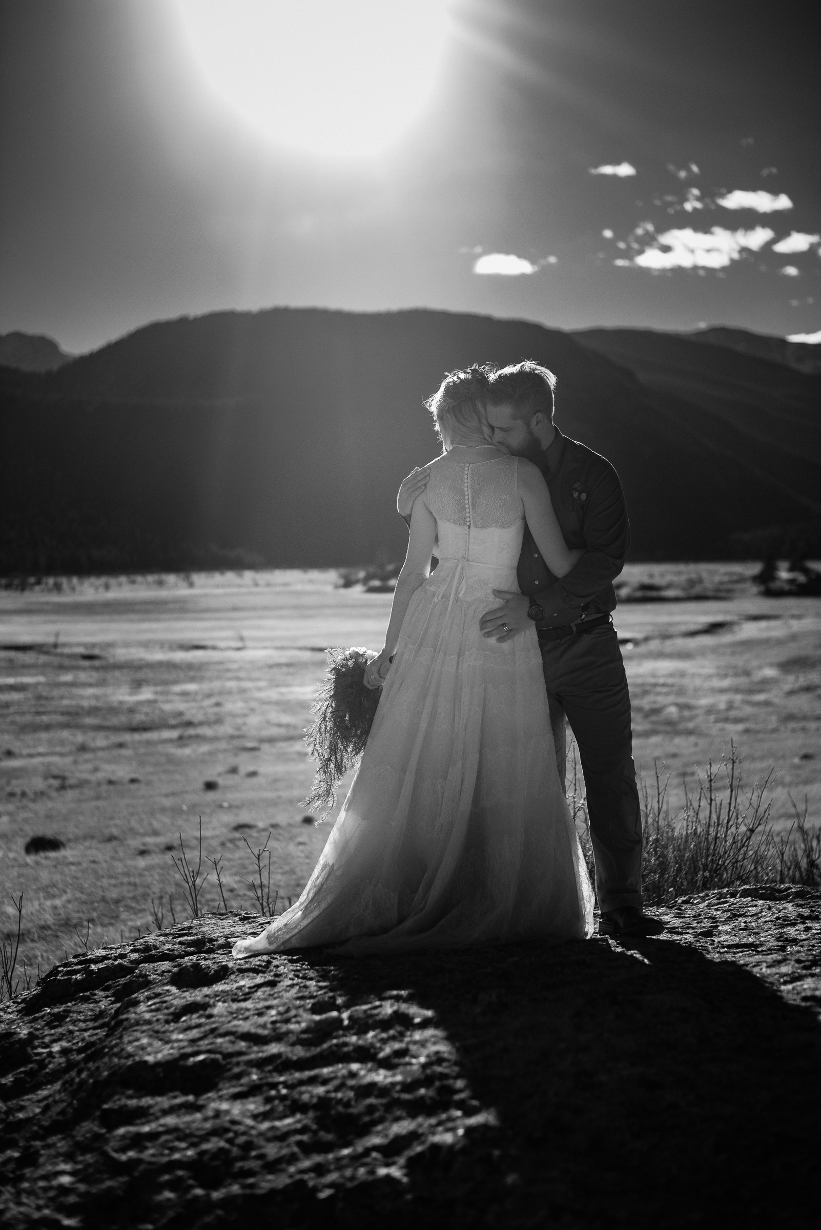RockyMountain National Park Elopement| Colorado Wedding Photography | Sweetie Photo, Lifestyle Wedding Photography, Colorado and Beyond