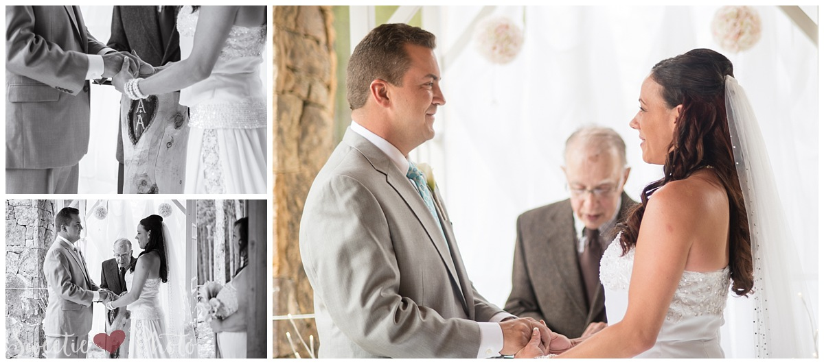 Intimate Breckenridge Wedding|The Ceremony | Sweetie Photo, Colorado Based Wedding Photography