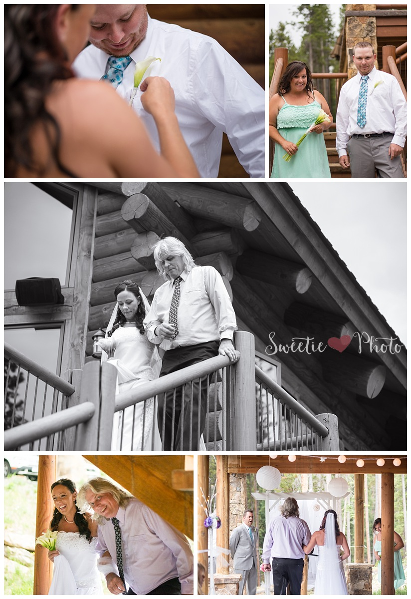 Intimate Breckenridge Wedding|The Aisle | Sweetie Photo, Colorado Based Wedding Photography