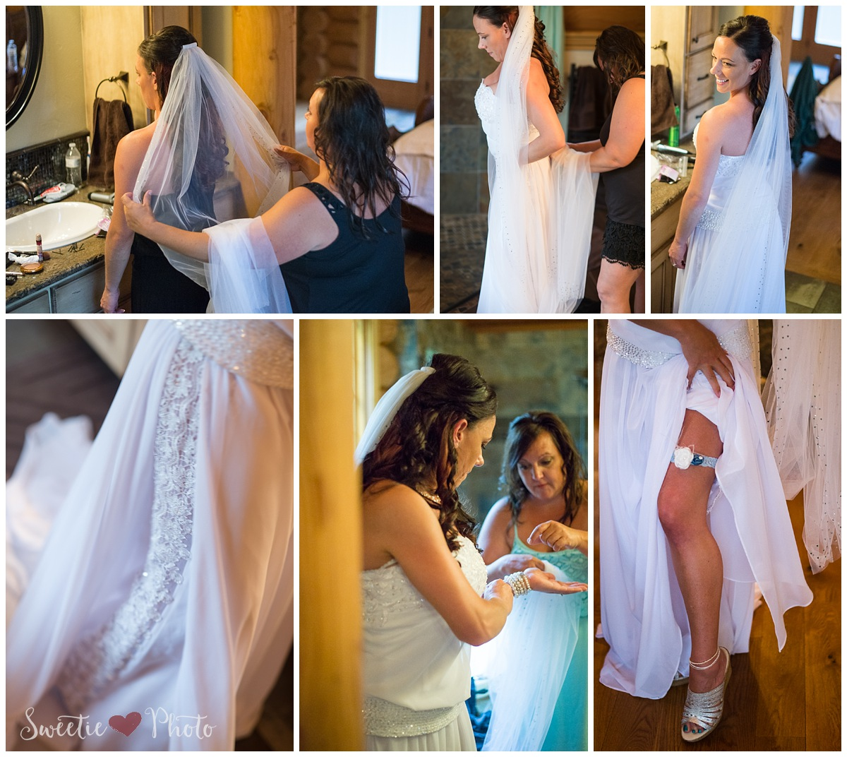 Intimate Breckenridge Wedding|Getting Ready | Sweetie Photo, Colorado Based Wedding Photography