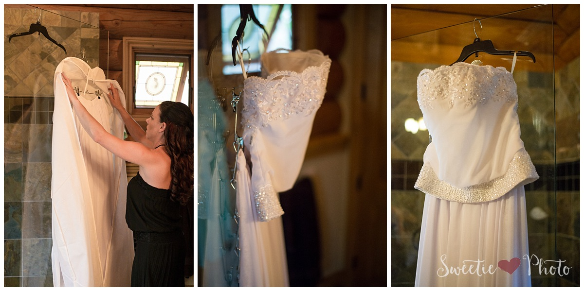 Intimate Breckenridge Wedding| The Dress | Sweetie Photo, Colorado Based Wedding Photography