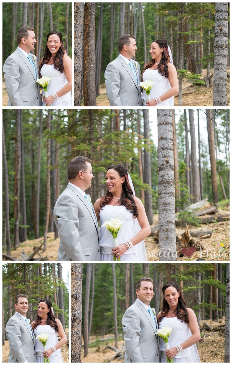 Intimate Breckenridge Wedding|Couple Portraits | Sweetie Photo, Colorado Based Wedding Photography