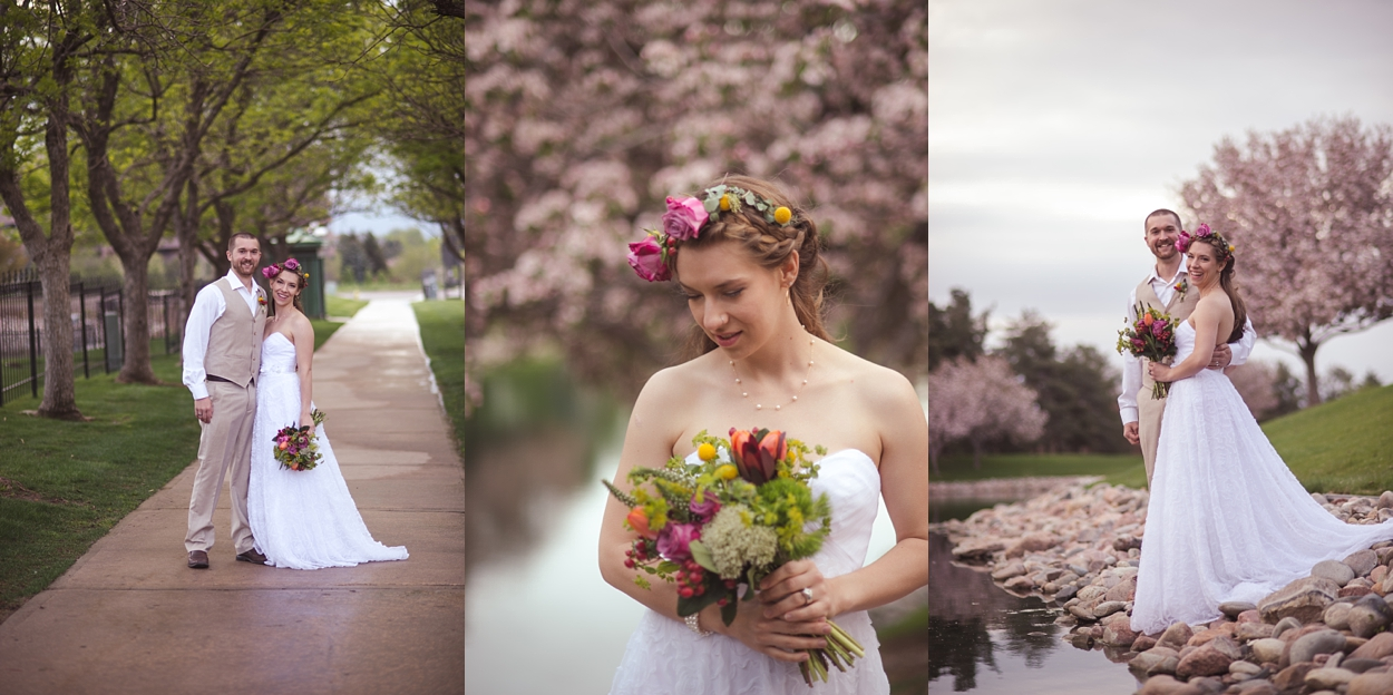 Spring Blossom Wedding | Sweetie Photo, Lifestyle Photography Colorado and Beyond!