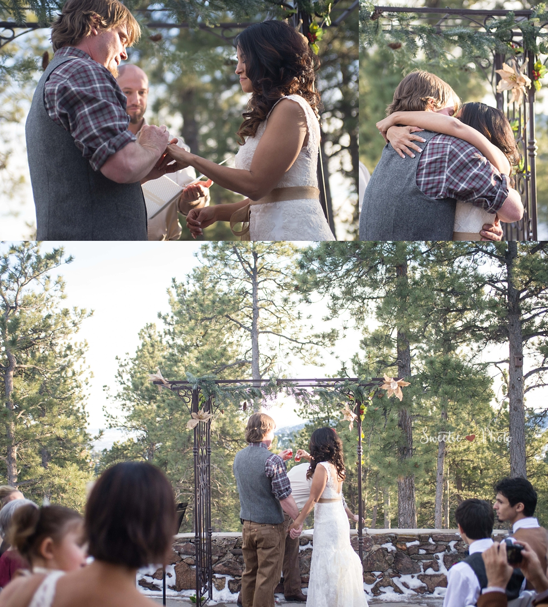 Rustic, Elegant Mountain Wedding | Boettcher Mansion | Sweetie Photo, Lifestyle Photography Colorado and Beyond!