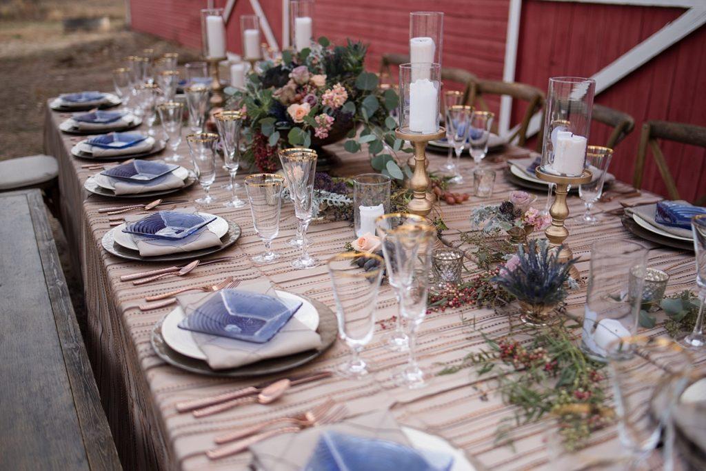 Menu Red Barn Wedding | Sweetie Photo, Lifestyle Wedding Photography, Colorado and Beyond